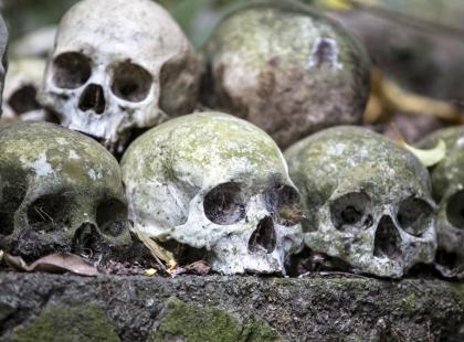 5 najdziwniejszych rytuałów pogrzebowych na świecie