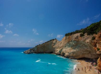 5 najlepszych hoteli w Grecji