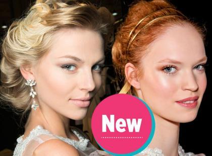 5 najmodniejszych makijaży ślubnych na rok 2015
