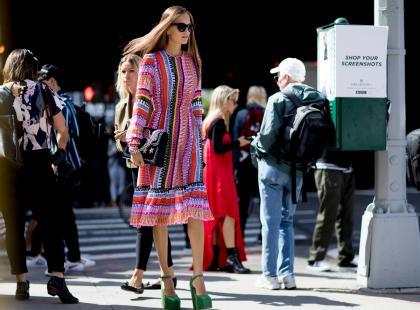 5 najmodniejszych sukienek na lato 2018