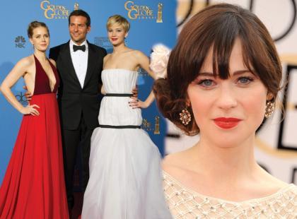 5 najpiękniejszych makijaży Złotych Globów