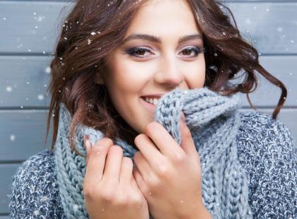 5 największych mitów o pielęgnacji skóry zimą