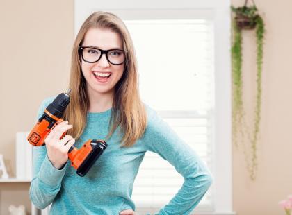 5 narzędzi, które każda kobieta powinna mieć w domu