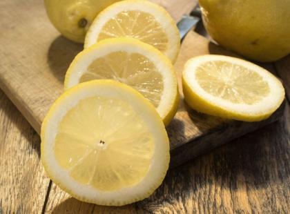 5 nietypowych zastosowań cytryny