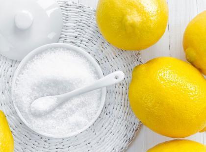 5 nietypowych zastosowań kwasku cytrynowego