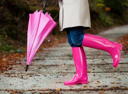 5 nietypowych zastosowań parasola w domu
