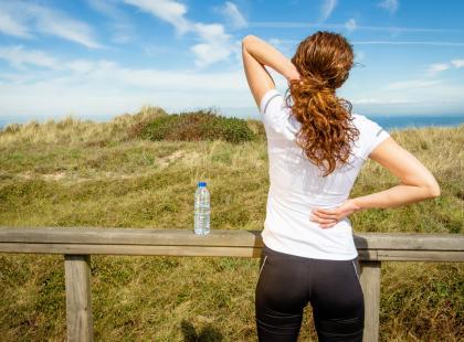 5 niezawodnych sposobów na przewianie pleców