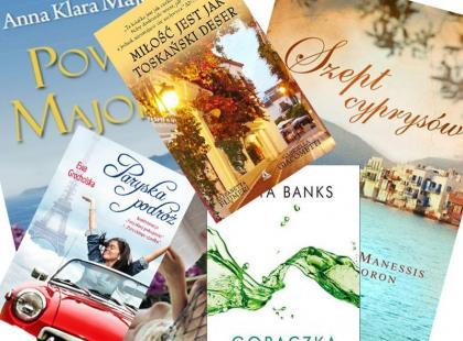 5 nowości książkowych o gorących romansach