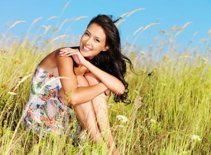 5 pomysłów, jak być szczęśliwą