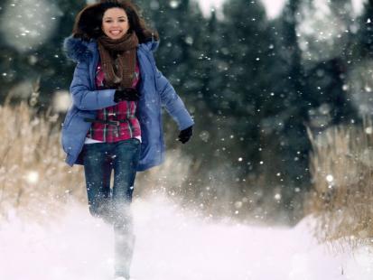 5 pomysłów jak ćwiczyć, by spalić zimą jak najwięcej kalorii