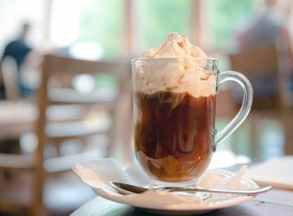 5 pomysłów na kawę mrożoną