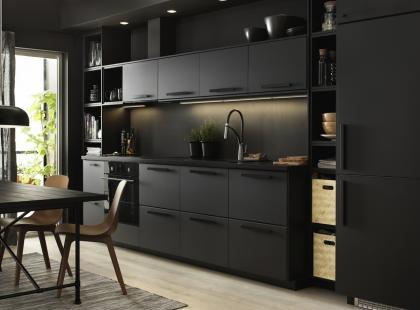 5 pomysłów na małą kuchnię z Ikea