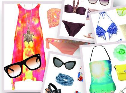 5 pomysłów na plażową stylizację