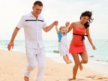 5 pomysłów na plażową zabawę
