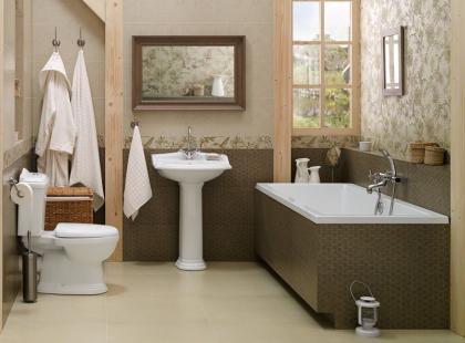 5 pomysłów na sielsko-anielskie klimaty w łazience