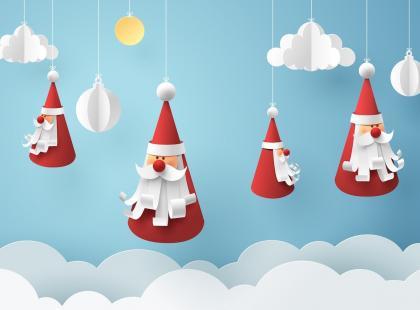 5 pomysłów na świąteczne ozdoby