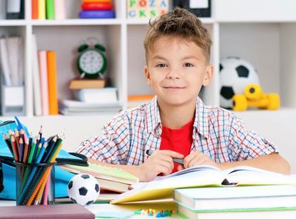 5 porad, jak urządzić pokój małego ucznia