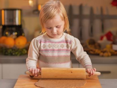 5 powodów, by zaangażować dziecko do świątecznych przygotowań
