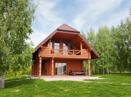 5 powodów, dla których warto wybudować dom z drewna