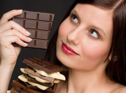 5 powodów, dlaczego warto jeść czekoladę!