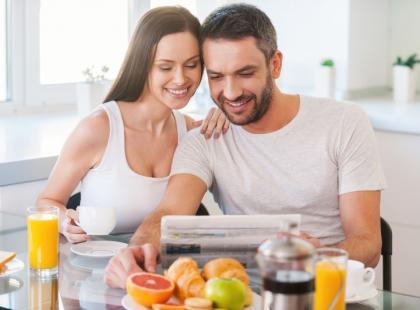 5 pozytywnych nawyków szczęśliwych par