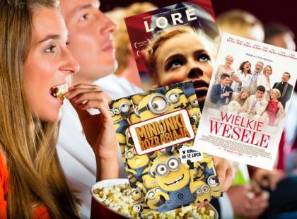 5 premier filmowych tego weekendu
