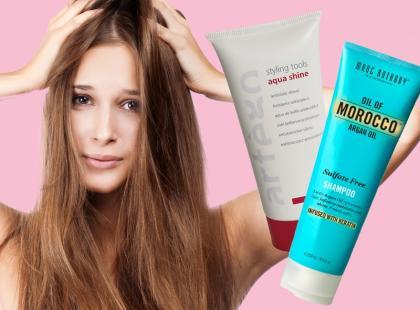 5 problemów z włosami - rozwiązanych!