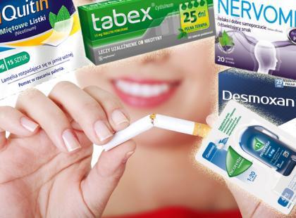 5 produktów, które pomogą ci rzucić palenie!