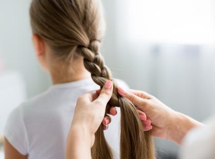 5 Prostych I Efektownych Upięć Dla Dziewczynek Dziecko Polkipl