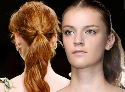 5 prostych i modnych fryzur na co dzień