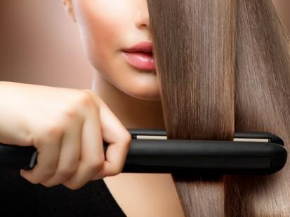 5 pytań o prostowanie włosów