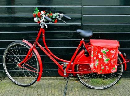 5 rad, aby rower był sprawny na wiosnę