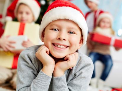 5 rad, by dziecko było zdrowe w święta
