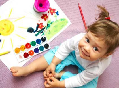 5 rad, by wychować kreatywne dziecko