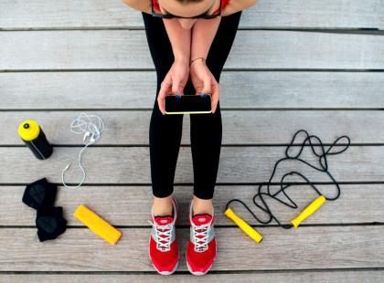 5 rad, jak efektywnie skakać na skakance