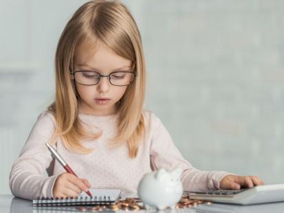 5 rad, jak nauczyć dziecko zarządzania pieniędzmi