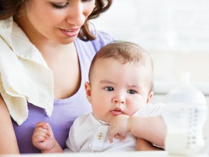 5 rad, jak odzwyczaić dziecko od karmienia piersią