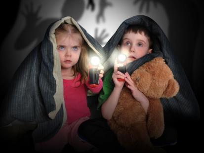 5 rad, jak pokonać potwory straszące dziecko