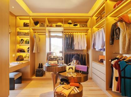 5 rad, jak urządzić garderobę