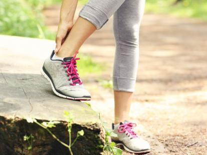 5 rad, jak zmniejszyć ryzyko kontuzji w czasie biegania