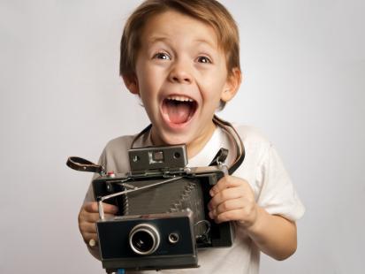 5 rad, jak zrobić ładne zdjęcia dziecku!