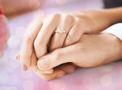 5 rodzajów pierścionków zaręczynowych w stylu gwiazd! Znajdziesz je w kolekcjach Apart!