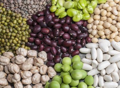 5 rodzajów warzyw strączkowych