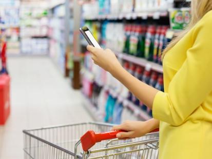 5 rzeczy, do których wykorzystasz telefon na zakupach