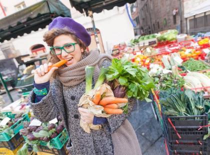 5 rzeczy, które powinnaś zmienić w swojej diecie na wiosnę!