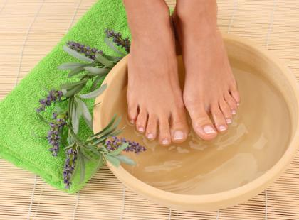 5 rzeczy, które twoje stopy mówią o twoim zdrowiu