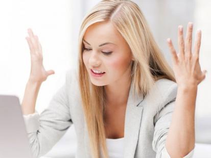 5 rzeczy, które wywołują największy stres w pracy