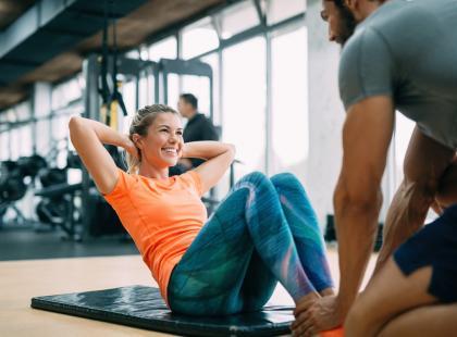 5 rzeczy, po których poznasz dobrego trenera personalnego