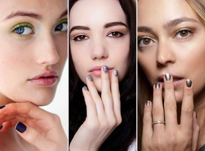 5 seksownych sposobów zdobienia paznokci na wiosnę 2016!
