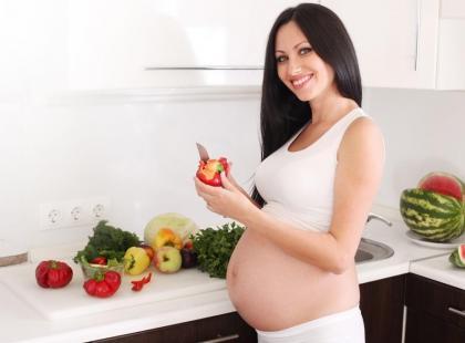 5 składników diety, o których trzeba pamiętać podczas ciąży!